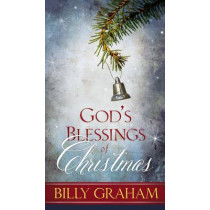 God's Blessings of Christmas by Billy Graham, 9780529104335