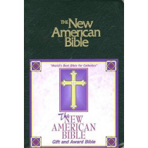 Gift and Award Bible-NABRE by Confraternity of Christian Doctrine, 9780529107602