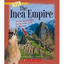 The Inca Empire by Sandra Newman, 9780531241097