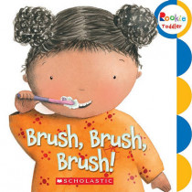Brush, Brush, Brush! by Alicia Padron, 9780531252369