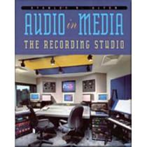 Audio in Media: Recording Studio by Stanley R. Alten, 9780534260644