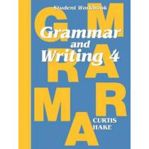 Grammar & Writing: Student Workbook Grade 4 by Steck-Vaughn Company, 9780544044210