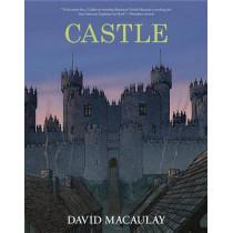 Castle by David Macaulay, 9780544102262