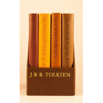 The Hobbit and the Lord of the Rings by J. R. R. Tolkien, 9780544445789