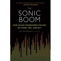 Sonic Boom by Joel Beckerman, 9780544570160