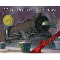 Polar Express 30th Anniversary Edition by Chris Van Allsburg, 9780544580145