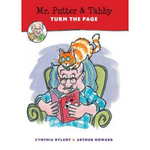 Mr. Putter and Tabby Turn the Page by Cynthia Rylant, 9780544582323