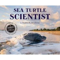 Sea Turtle Scientist by Stephen,R. Swinburne, 9780544582408