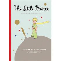 The Little Prince Deluxe Pop-Up Book by Antoine De Saint-Exupery, 9780544656499