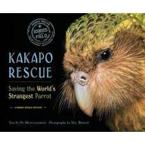 Kakapo Rescue: Saving the World's Strangest Parrot by Sy Montgomery, 9780544668294