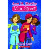 Coming Apart by Ann M Martin, 9780545068963