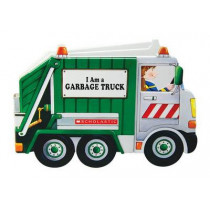 I Am a Garbage Truck by Ace Landers, 9780545079631