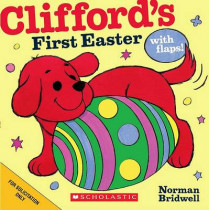 Clifford's First Easter by Norman Bridwell, 9780545200103