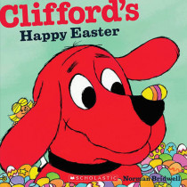 Clifford's Happy Easter by Norman Bridwell, 9780545215879