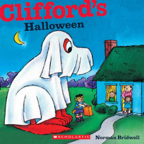 Clifford's Halloween (Classic Storybook) by Norman Bridwell, 9780545215954