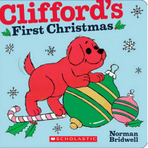 Clifford's First Christmas by Norman Bridwell, 9780545217736