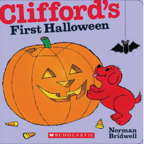 Clifford's First Halloween by Norman Bridwell, 9780545217743