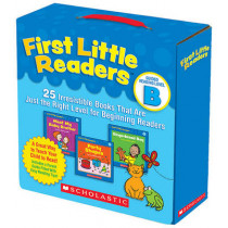 First Little Readers: Guided Reading Level B: 25 Irresistible Books That Are Just the Right Level for Beginning Readers by Liza Charlesworth, 9780545231503