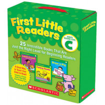 First Little Readers: Guided Reading, Level C: 25 Irresistible Books That Are Just the Right Level for Beginning Readers by Liza Charlesworth, 9780545231510