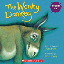 The Wonky Donkey by Craig Smith, 9780545261241