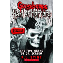 Goosebumps Hall of Horrors: #3 Five Masks of Dr Screem by R,L Stine, 9780545289368