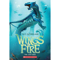Wings of Fire :#2 Lost Heir by Tui,T Sutherland, 9780545349246