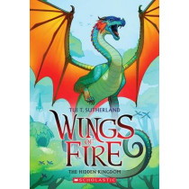 Wings of Fire #3: Hidden Kingdom by Tui Sutherland, 9780545349253