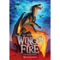 Wings of Fire #4: Dark Secret by Tui Sutherland, 9780545349260