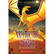 Wings of Fire #5: Brightest Night by Lord Sutherland, 9780545349277