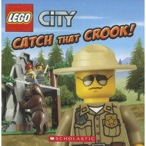 Lego City: Catch That Crook! by Michael Anthony Steele, 9780545369916