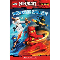 Lego Ninjago Reader: #2 Masters of Spinjitzu by Tracey West, 9780545401142