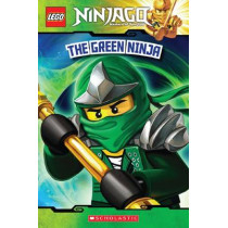 The Green Ninja by Tracey West, 9780545607988