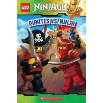 Pirates vs. Ninja by Tracey West, 9780545608008