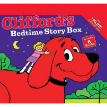Clifford's Bedtime Story Box by Norman Bridwell, 9780545615211