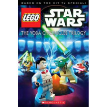 LEGO Star Wars: Yoda Chronicles Trilogy No Level by Ace Landers, 9780545629010