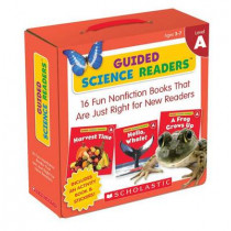 Guided Science Readers: Level A by Liza Charlesworth, 9780545650922