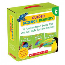 Guided Science Readers: Level C by Liza Charlesworth, 9780545650946