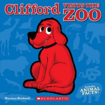 Clifford Visits the Zoo by Norman Bridwell, 9780545668965
