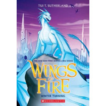 Wings of Fire #7: Winter Turning by Tui,T Sutherland, 9780545685399