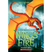 Wings of Fire #8: Escaping Peril, 9780545685450