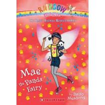 Mae the Panda Fairy (the Baby Animal Rescue Faires #1): A Rainbow Magic Book by Daisy Meadows, 9780545708449