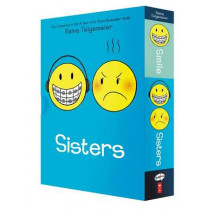 Smile and Sisters: The Box Set by Raina Telgemeier, 9780545766388