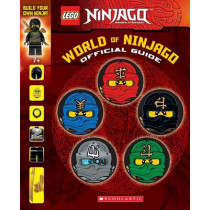 World of Ninjago (Lego Ninjago: Official Guide) by Tracey West, 9780545808019