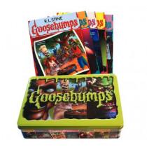 Goosebumps Retro Scream Collection: Limited Edition Tin by R. L. Stine, 9780545847308