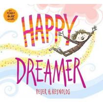 Happy Dreamer by Peter H Reynolds, 9780545865012