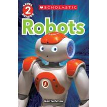 Robots by Gail Tuchman, 9780545891387