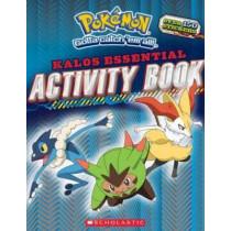 Pokemon: Kalos Essential Activity Book (Pokemon) by Scholastic, Inc., 9780545927499