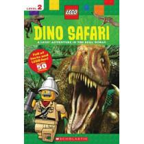 Dino Safari by Scholastic, 9780545947664