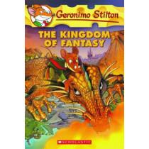 Geronimo Stilton and the Kingdom of Fantasy (#1) by Geronimo Stilton, 9780545980258