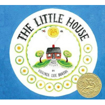 Little House Board Book by Virginia Burton, 9780547131047